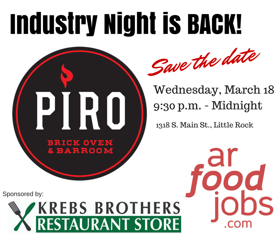 Industry Night is BACK!