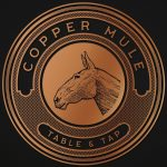Copper Mule Table & Tap